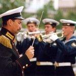 Адмиралтейский оркестр Ленинградской военно-морской базы-Встречный марш Его Величества Лейб-гвардии Преображенского полка