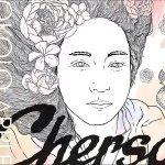 Cherso-Темно-синий взгляд
