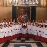 King's College Choir, Cambridge-Quem pastores laudavere [unaccomp. version]