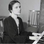 Tatiana Nikolayeva-J.S. Bach / The Art of Fugue, BWV N2. Contrapunctus II, 4-voice